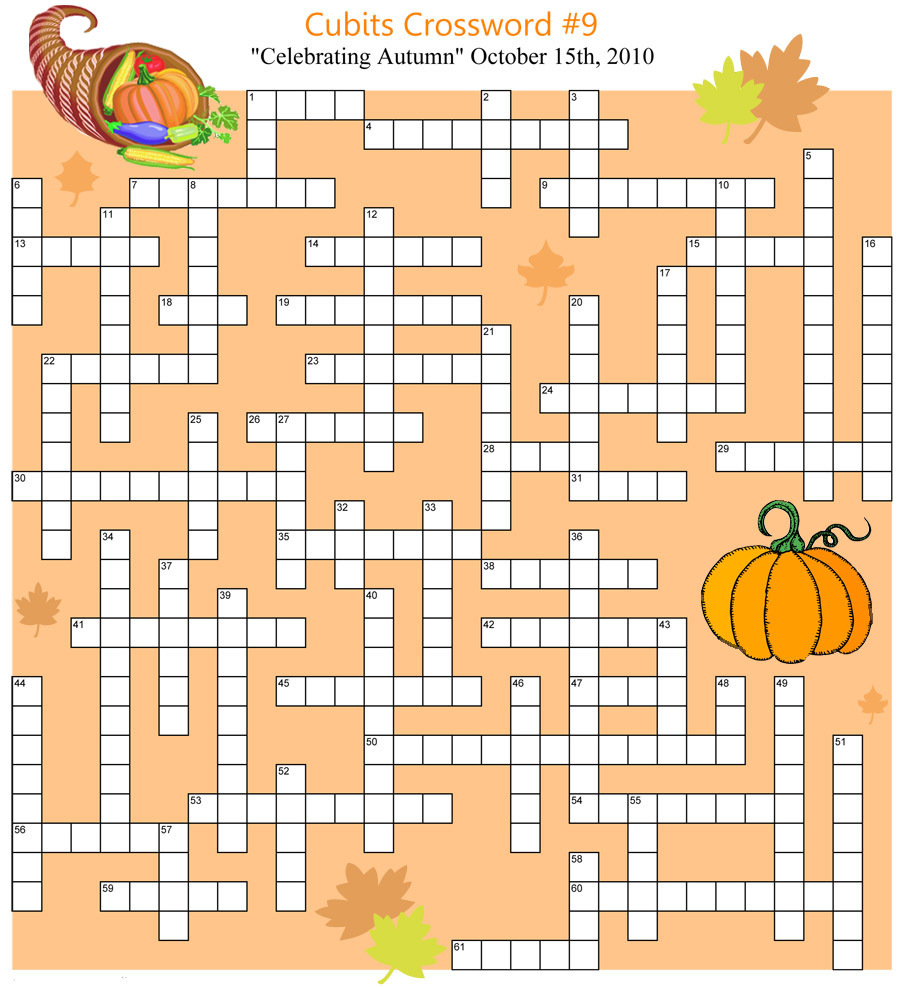 thanksgiving puzzles for high school students