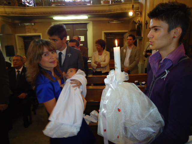 A personal view of baptism