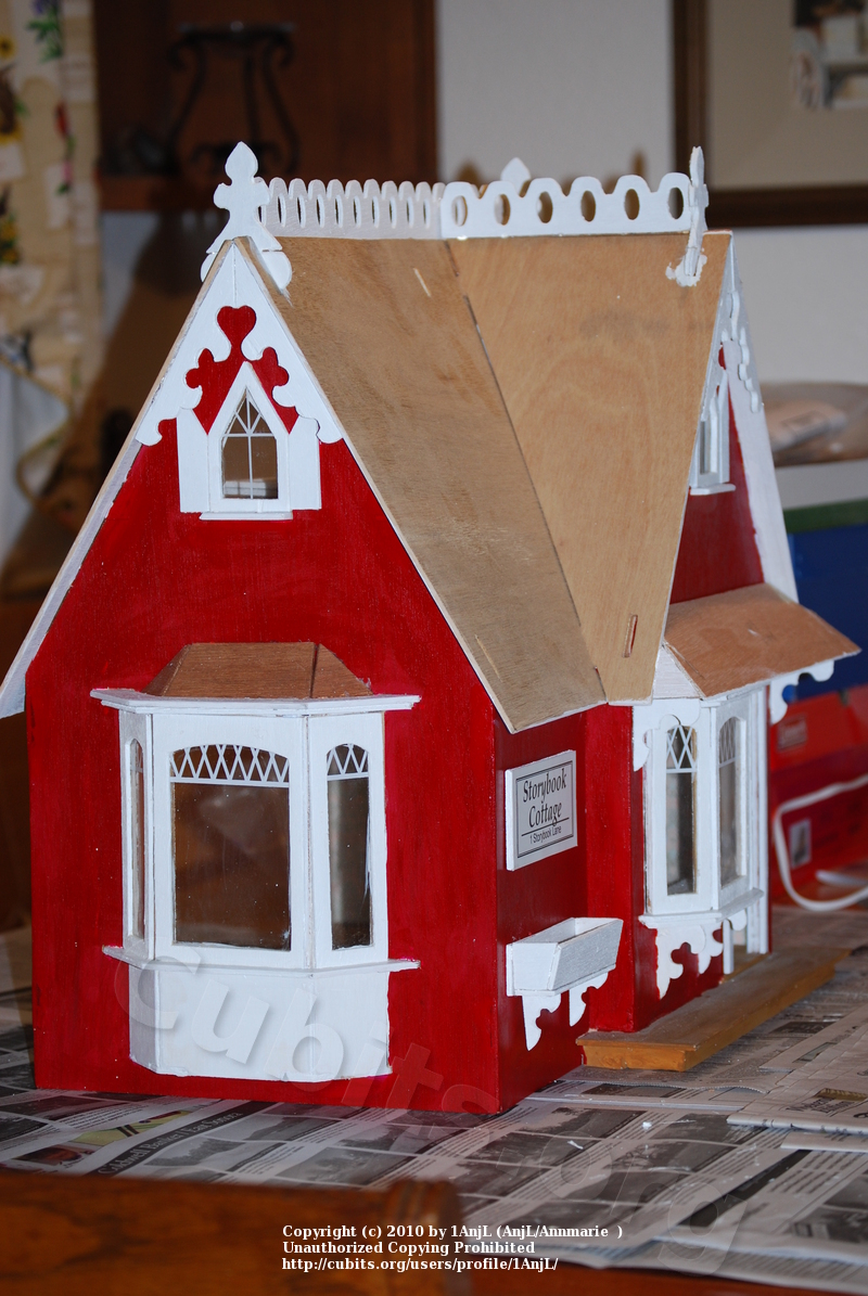 All Things Hobby Cubit Doll Houses Forum My Greenleaf