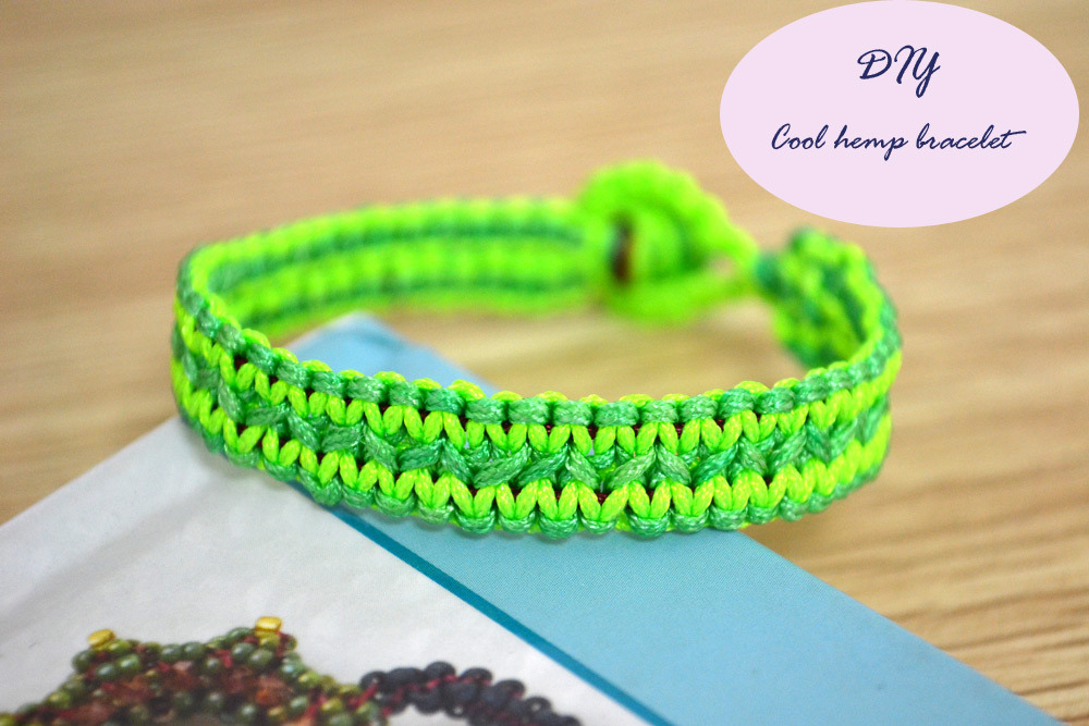 how to make string bracelets - photo #41